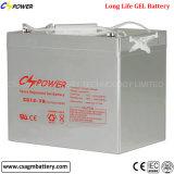 batterie d'acide de plomb scellée par gel de 12V 150ah, batterie de Mf