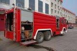 Тележка бой пожара бака Вод-Пены HOWO 6X4 LHD/Rhd 20000liter