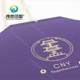 Fabelhaftes heißes Stemping Papierdrucken-Geschenk-Kasten-Verpacken (Gebrauch als Förderung)
