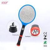 El mejor Swatter recargable del mosquito de Seliing con la antorcha del LED