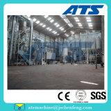 Línea probada Ce de la máquina del molino de la pelotilla del pienso con la capacidad 1-30t/H