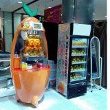 حادّة يبيع برتقاليّة [جويسر] [فندينغ مشن] مع علبة مجموعة