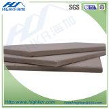 Umidade - placa do cimento da fibra da prova para o banheiro