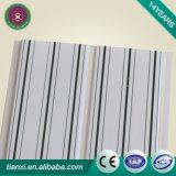 Прокатанные панели потолка PVC/панель стены с белой декоративной конструкцией