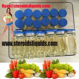 Dosaggio anabolico del proponiato del testoterone del ciclo dell'ormone steroide con olio liquido