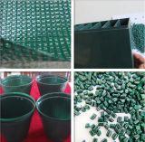 Partículas de borracha Masterbatch verde da resina plástica do PC dos PP do HDPE para a modelação por injeção