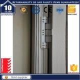 Finestra di vetro unidirezionale lustrata doppio di alta qualità di alluminio della stoffa per tendine