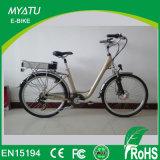 """26 """" [ستب-ثروو] [ألومينوم لّوي] درّاجة كهربائيّة"""