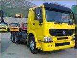Caminhão da cabeça do trator de Sinotruk HOWO 6X4 371HP