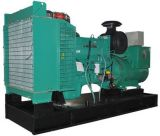 525kVA 4 치기 연료 소비 디젤 발전기