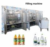 2017 Nouvelle technologie Complète bouteille d'animaux de compagnie Beverage Drink Machine de remplissage Bottling Production Line