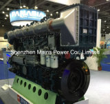 motor marina interno marina del motor diesel de 1400HP 1000rpm Yuchai