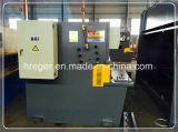Máquina para corte de metales de la hoja de QC12k 8X3200, máquina que pela del CNC, máquina que pela hidráulica con Dac360
