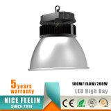 luz industrial al aire libre de la bahía de 100W LED alta con el Ce RoHS