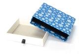 Rectángulo de empaquetado del cajón material de papel por encargo