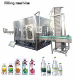 Завершите машинное оборудование завода Packging жидкостного напитка заполняя разливая по бутылкам для бутылки любимчика