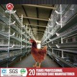 15000 de Apparatuur van de Kooi van de Vogels van de Kip van het Gevogelte van de Schaal van het landbouwbedrijf in het Landbouwbedrijf van Zambia