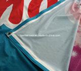 光沢があるフルカラーポリエステルファブリック旗(SS-SF-83)