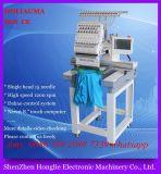 2017 de Machine van het Borduurwerk van de Computer van de Hoogste Kwaliteit/de Enige Hoofd MultiFunctie van 15 Kleur voor Borduurwerk van de Hoed van het Kledingstuk het Vlakke