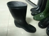 Máquina para hacer los zapatos de los cargadores del programa inicial de lluvia de Rusia