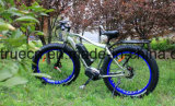 Alの合金のペダルの電気自転車