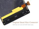für Noten-Glaspanel-Bildschirm-Analog-Digital wandler der Huawei G740 Ehre3c LCD u. Rahmen