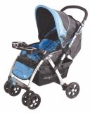 Aluminiumrahmen-ausgezeichneter Qualitäts-u. Funktions-Baby-Spaziergänger