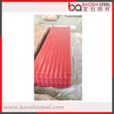 Hoja de aluminio barata a prueba de calor del material para techos del cinc para la vertiente