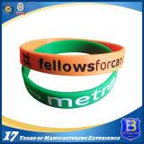 Wristband del silicone di colore del camuffamento per la promozione o l'esposizione (Ele-SW001)