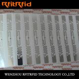 Escritura de la etiqueta elegante de la resistencia de impacto RFID