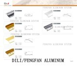 Acessórios de revestimento de alumínio Carpetstrip Carpet Edge Carpet Buckle Decoration Accessories