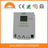 (Hm-4880) Guangzhou Controlemechanisme van de Last van het Scherm van de Fabriek 48V80A PWM LCD het Zonne