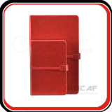Berufszoll PU-ledernes Ausgabe-Papier-Tagebuch-Planer-Notizbuch