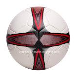 Bille de football extérieure granuleuse colorée d'inducteur de sports