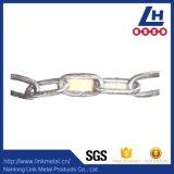 Bunte verzinkte anhebende Kette des legierten Stahl-G80