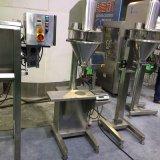 Remplissage volumétrique semi automatique de foreuse de poudre du chocolat 10-5000g