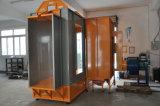 Sistema da cabine de pulverizador do pó do filtro de Colo para a venda