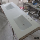 Kkr подгоняло верхние части тщеты ванной комнаты кухни кварца твердые поверхностные