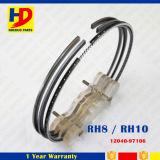 Rh8 Rh10 Exkavator-Motor-Kolbenring für Nissans zerteilt (12040-97106 12040-97105)