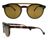Горячие продавая солнечные очки способа Eyewear женщин поляризовыванные типом