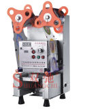 Sc Q80 상업적인 자동적인 컵 밀봉 기계