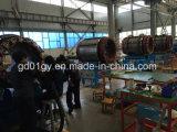 Motor elétrico assíncrono trifásico do IEC do enrolamento de cobre de 100%