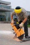 350mm Benzine de van uitstekende kwaliteit sneed Zaag af