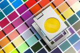 a exposição de 1.8m rola acima a impressora do grande formato do Inkjet