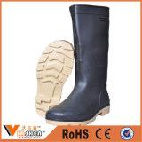 Конкурентоспособная цена ботинок камеди безопасности дождя PVC Prefessional