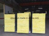 Farbe StahlRockwool PU-Zwischenlage-Panel für Innenwand