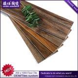 200X1000 Alibaba中国の木製のフロアーリングの居間の寝室の広場木タイル