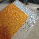 Hoja grabada policarbonato protegida ULTRAVIOLETA