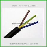 Kupferner Leiter-flexibles Kabel, elektrisches kabel für Gerät, Gebäude und Industrie
