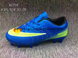 De nieuwe Schoenen van de Sporten van het Voetbal van de Voetbal van de Aankomst